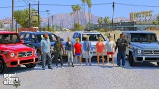 GTA 5 REAL LIFE TEEN MOD #39 ROAD TRIP BACK TO LOS SANTOS!
