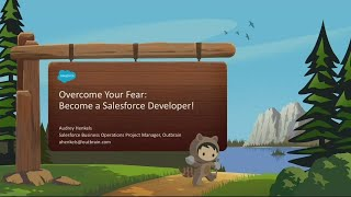 Overcome Your Fear: Become a Salesforce Developer