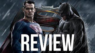 Batman v. Superman Review (w/ Spoilers)