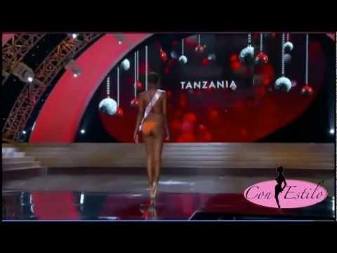 Resbalones Caidas y Tropiezos en el Miss Universo CON ESTILO TV