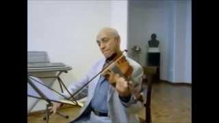 Persian Music: Maestero Homayoun Khorram Play and Sing | به یاد همایون خرم