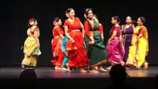 NWFL 2016 Incredible Dances of South Asia- Bangladeshi Folk Dance Leelabali
