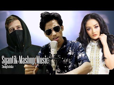 Download Siti Badriah - Lagi Syantik Mix Alan Walker, Ed sheeran Music! cover by 3way Asiska free