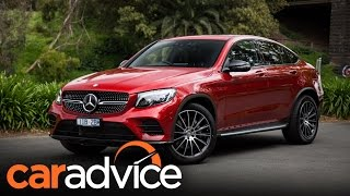 2017 Mercedes-Benz GLC Coupe Review | CarAdvice