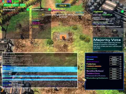 SC2 FFS Event226 Game 2 Part 1/2 (Mafia)
