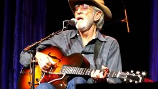 Don Williams plays in Franklin, NC  - 2012