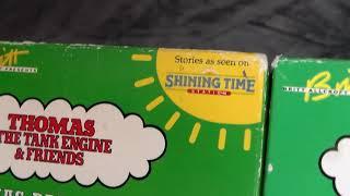 Thomas and Friends Home Media Reviews Episode 5.1 - Original 1990 Print
