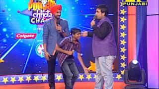 Voice Of Punjab Chhota Champ   Contestant Sohail Khan   Episode 24   Quarter Final 2