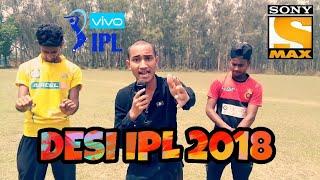 IPL 2018 funny video   CHENNAI VS BANGALORE   CSK VS RCB   Vlog Bluster