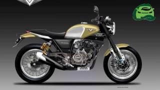 Bajaj V22 rendered by Italian designer