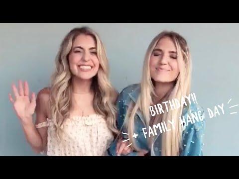Xxx Mp4 BIRTHDAY Family Hang Day Savannah Cole Everleigh Miranda Sings Lol 3gp Sex