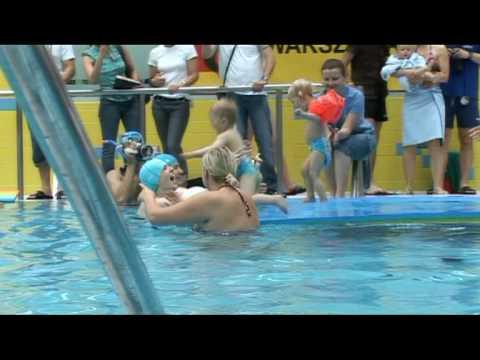 Zgrupowanie Małych Pływaków Huggies CUP 2009