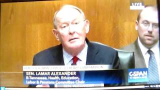 Tom Price HHS Advisory Hearing