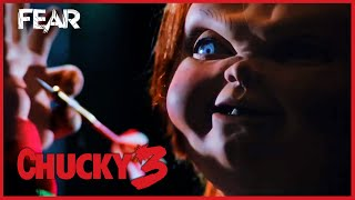 Chucky Gets Down To Business | Child's Play 3
