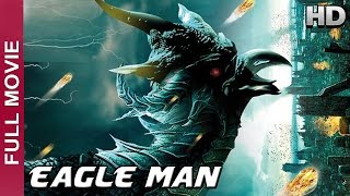 Eagle Man (Garuda) Hollywood Dubbed Hindi Movie HD || Sara Legge, Dan Fraser