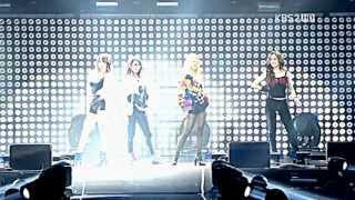 [120218] SoHyun, Bora, HyoMin, HyoYeon Dance Battle HD
