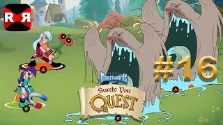 Surely You Quest – Mighty Magiswords - Hairball Shower Monsters  Part 16