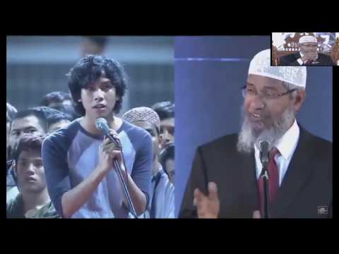 Xxx Mp4 Why Islam Allows Sex With Slaves Zakir Naik In Indonesia 3gp Sex