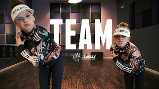 Iggy Azalea - Team - #HatalaSisters - @Willdabeast__ @TimMilgram @Tayd_dance @ReeseHatala