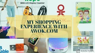 Awok.com ~My Shopping Experience ~ UAE Online Shop 👍or👎⁉️