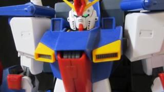 MG ZZ Gundam -Part 5 Verdict- Double Zeta Gunpla review ガンプラ ガンダム