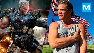 Josh Brolin Workout for Deadpool 2 | Muscle Madness