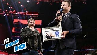 Top 10 SmackDown LIVE moments: WWE Top 10, Dec. 6, 2016