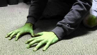 hulk transformation test