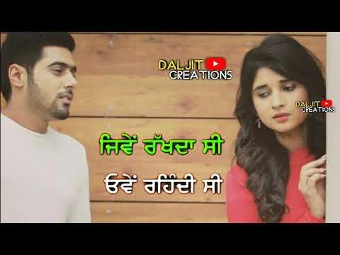 Prabh Gill    New Song    Whatsapp Status    30 Second Status Video By Daljit Creations