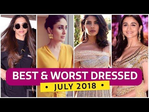 Xxx Mp4 Deepika Padukone Priyanka Chopra Alia Bhatt Best Worst Dressed July 2018 Fashion Pinkvilla 3gp Sex
