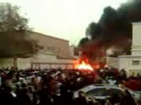 DEMO TKI di Arab Saudi vs KJRI Jeddah. MEMBARA