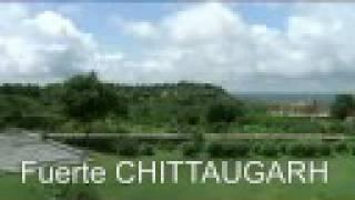 Chittaurgarh palacio y templos, INDIA del Rajastán, en HD