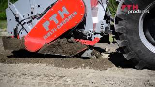 PTH Multi Crusher in action