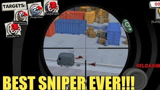 BEST SNIPER EVER!!!|Snipers Vs Thieves #2