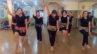 """Dangdut """"Jaran Goyang"""" (Nella Kharisma) / Dance for Fitness and Fun Choreo by  Sri Andayani"""