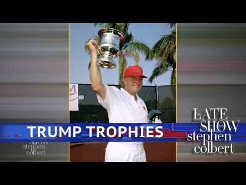 Xxx Mp4 A Full History Of Trump S Fake Awards 3gp Sex