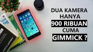 2 KAMERA DAN MURAH - Review Advan i5C Lite Indonesia
