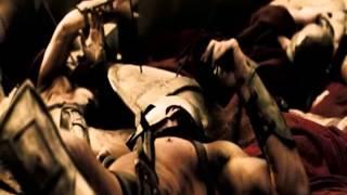 300 Muerte de Leonidas hd