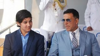 Akshay Kumar Takes His SON Along With Him For Movie Promotions | Bollywood News