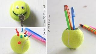 Tennis Ball Hacks