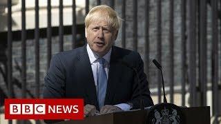 Prime Minister Boris Johnson: Who