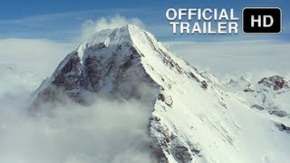 THE ALPS Official Movie Trailer HD -- IMAX adventure film w/ dangerous mountain climbing