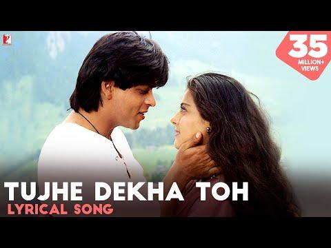 Xxx Mp4 Lyrical Tujhe Dekha Toh Song With Lyrics Dilwale Dulhania Le Jayenge Anand Bakshi 3gp Sex