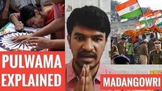 Pulwama Attack Explained   Tamil   Madan Gowri   MG   Jammu Kashmir CRPF