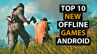 Top 10 OFFLINE Games For Android 2019   HD Graphics