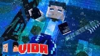 Minecraft : REZENDE MORREU NO TSUNAMI !!! #192 (MINECRAFT VIDA )