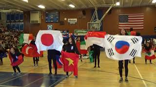 Irvington Highschool Multicultural Rally 2017 Rally 1 part 1