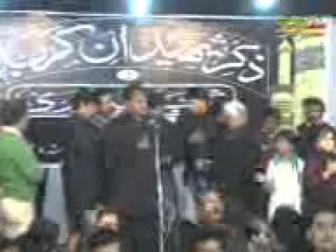 12 ZIKR-E-SHAHIDAN-E-KARBALA-1435 PATNA BIHAR ANJUMAN ZAINUL EBA RAEBARELLI