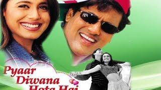 Pyaar Diwana Hota Hai (2002) COMEDY - Govinda | Rani Mukherji | Johny Lever