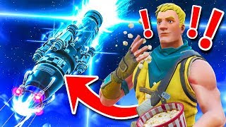 The Rocket Cinematic In Game Event! (Fortnite Battle Royale)